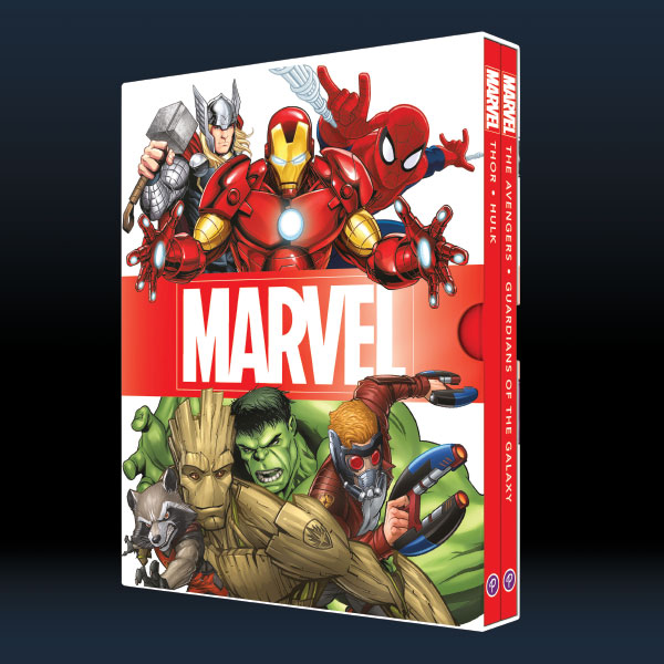 Marvel Storybook Slipcase