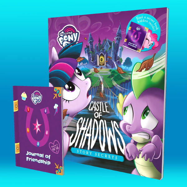 MLP: Castle of Shadows